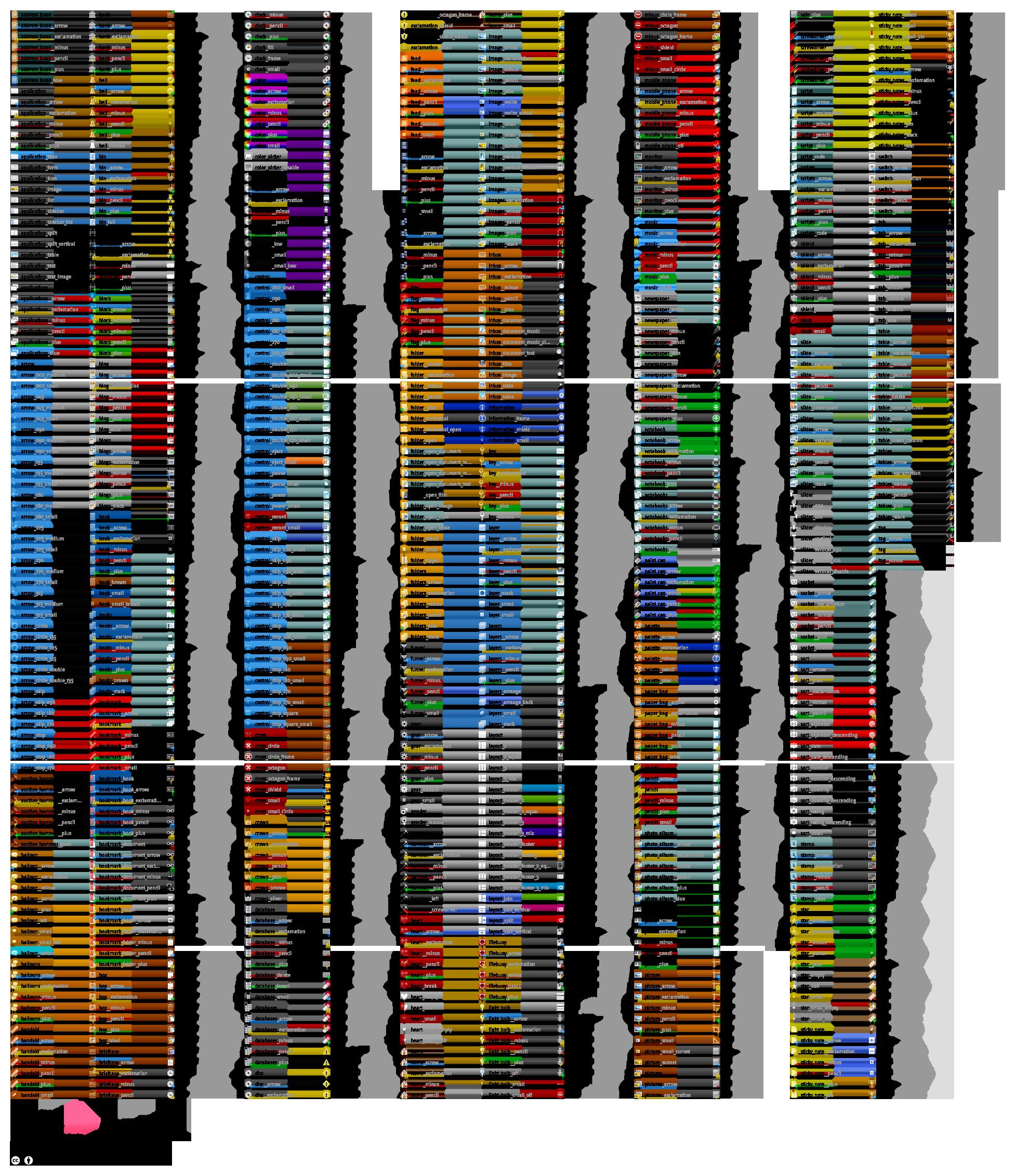 иконки 16 16: