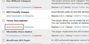 Внутренняя перелинковка в WordPress
