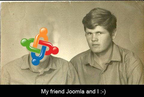 На фото я со своими другом по имене Джумл