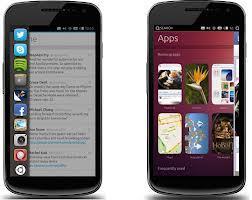 Ubuntu для мобильных устройств