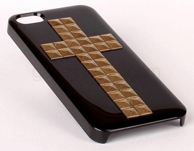 Чехол крест для iPhone 5