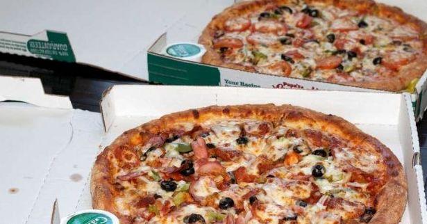 Пицца за несколько миллионов долларов