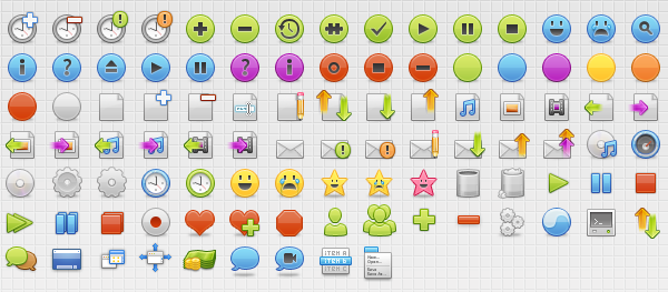 иконки, иконки bitby, иконки веб разработчика, иконки для блоггеров, иконки для создателей сайтов