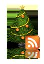 новый год, иконки, новогодние иконки, елка, rss елка, Иконки RSS на Новый Год от Sudilkovsky Denis