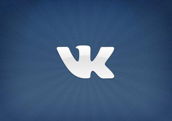 Новый логотип vk.com