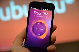 Новая операционная система Ubuntu покорит смартфоны