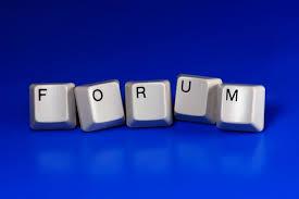 Работаем с форумом