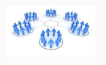 Целевая аудитория сайта, которая делится на пять основных групп