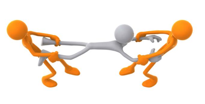 Конкуренты в поисках клиентов - SEO